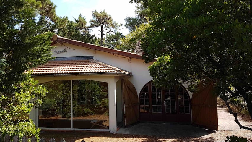 Montalivet, Maison/Villa à 200 m de la plage