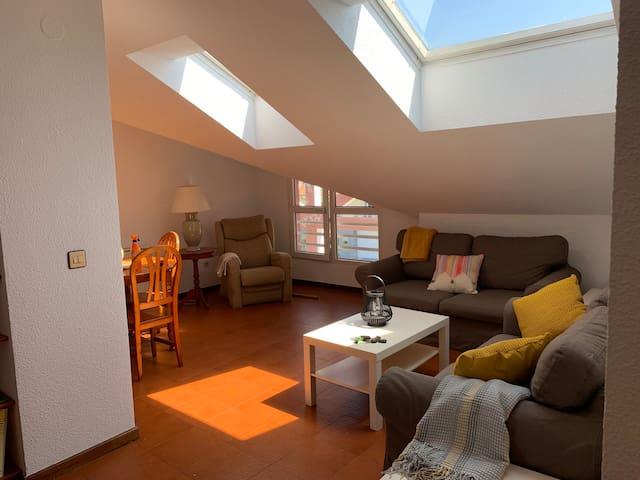 Apartamento junto a playa