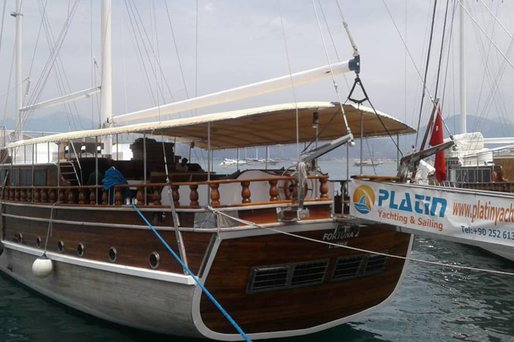 Fortuna 2 Gulet - Platin Yachting
