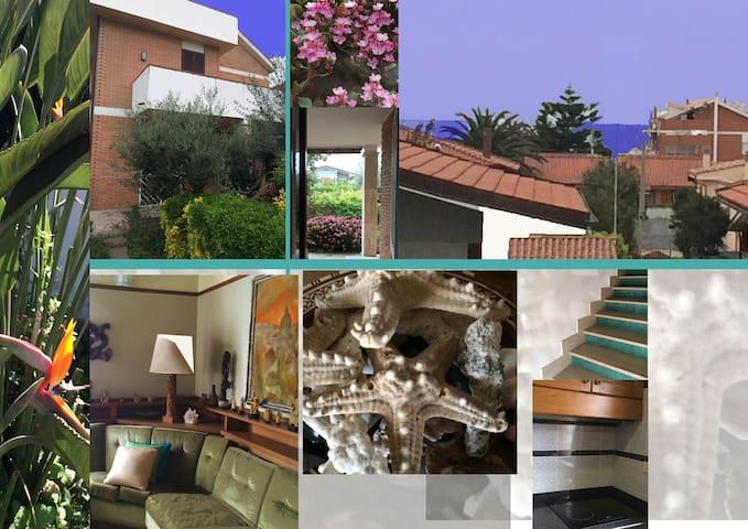 Casa del gambero rosso - Marina di Ardea - Villa