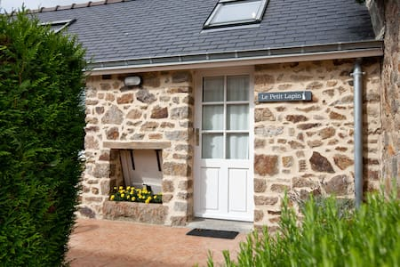 Brittany Cottage near Mt St Michel