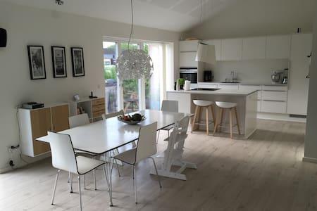 Spacious home near Copenhagen - Værløse - Dům