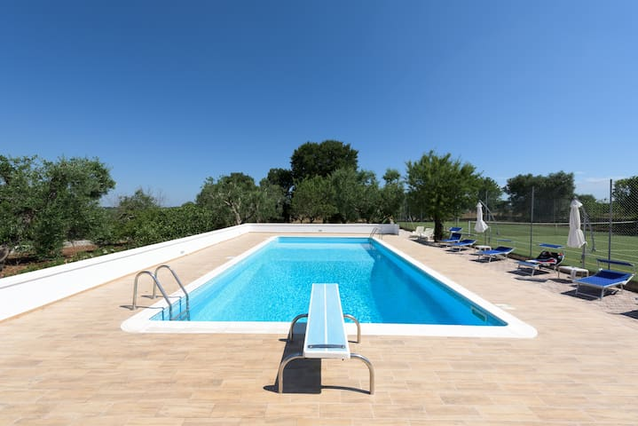 Lovely Villa in the heart of Puglia - Monopoli