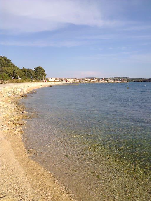 Novalja-beach