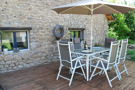 Prachtig vakantiehuis - Champagnac La Noaille