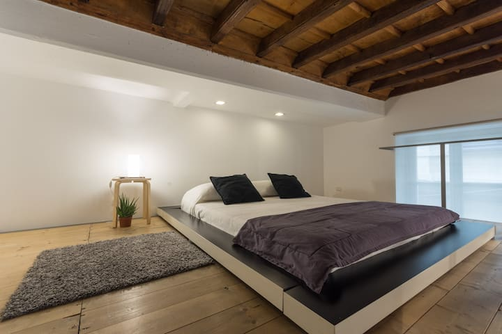 Charming Loft in the Heart of the City - Turín - Loft