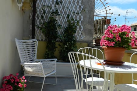 Ortigia house with private terrace - Syracuse