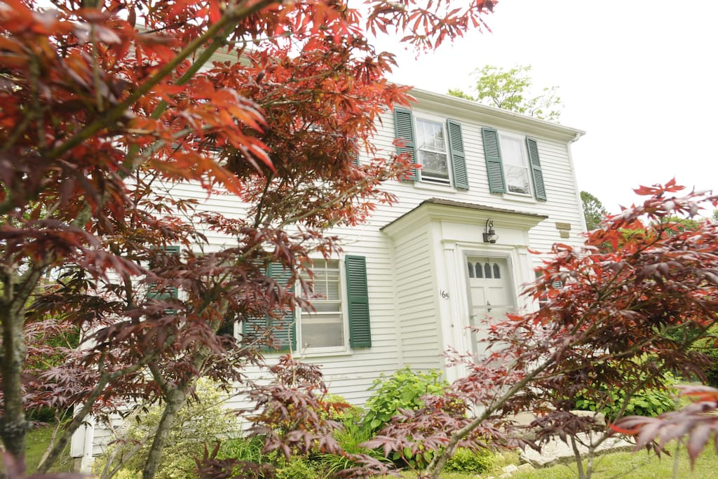 historic home built in 1815 and fully restored