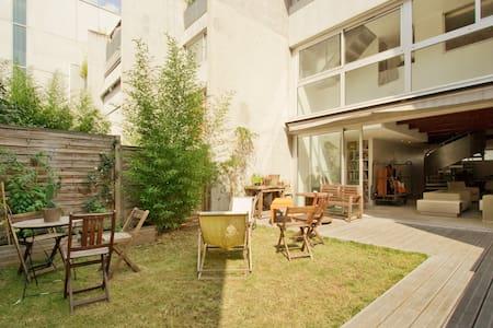 Beautiful Loft with garden - Bagnolet - Loft