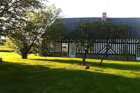 Maison normande - Drucourt - House