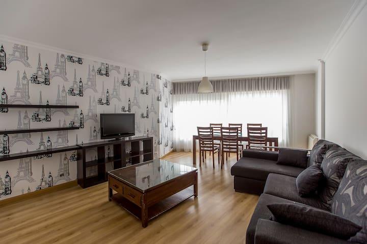 Apartamento a 100 metros de la playa. - Portonovo