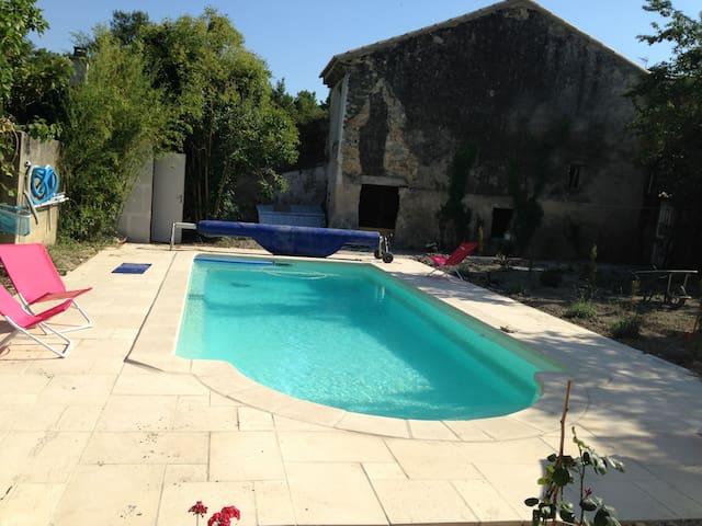 Orange centre, chambre (s)+ piscine - Orange - Haus