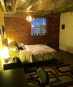 The Les Baxter Room in Atomic Loft - Los Angeles - Apartment