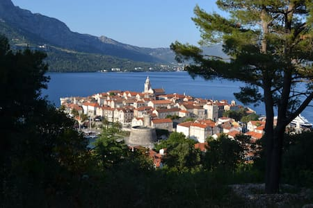 Korčula at your fingertips - Korčula - Lägenhet