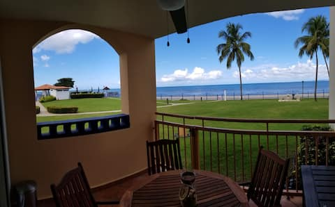 Beautiful Beach Front Apartment