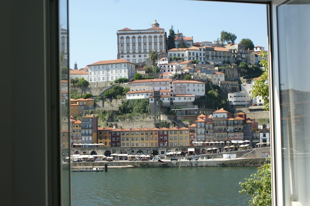 View to Douro and historic center