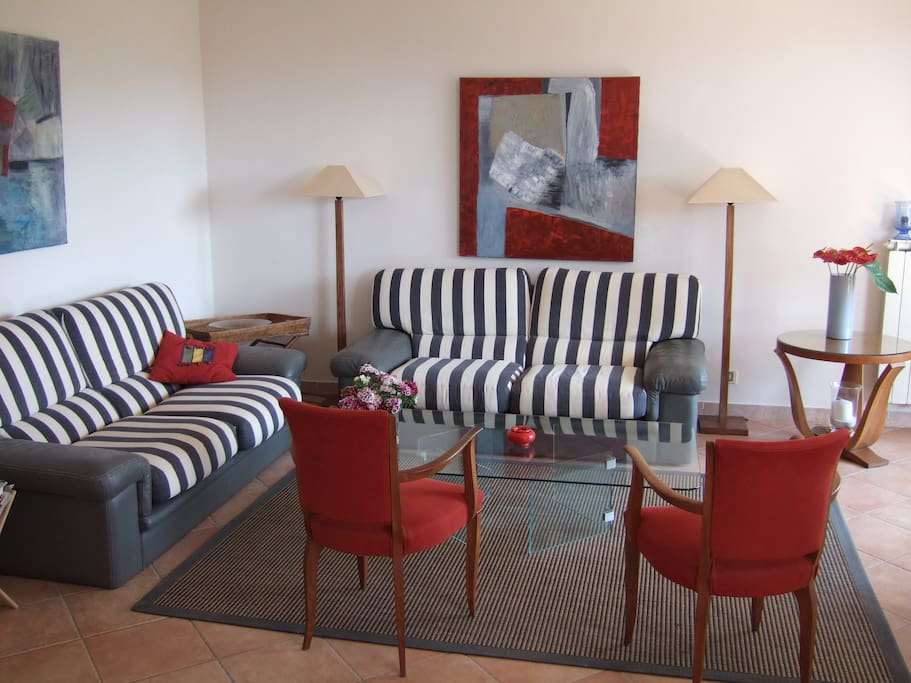 30 m2 Salon