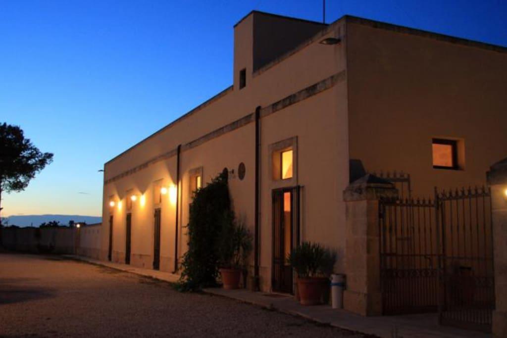 Prospetto Masseria