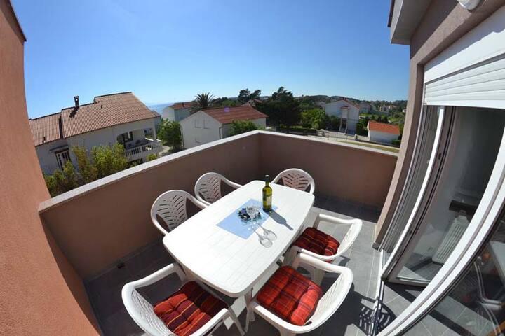 Adriatic Star Apartment A4 - Banjol - Byt