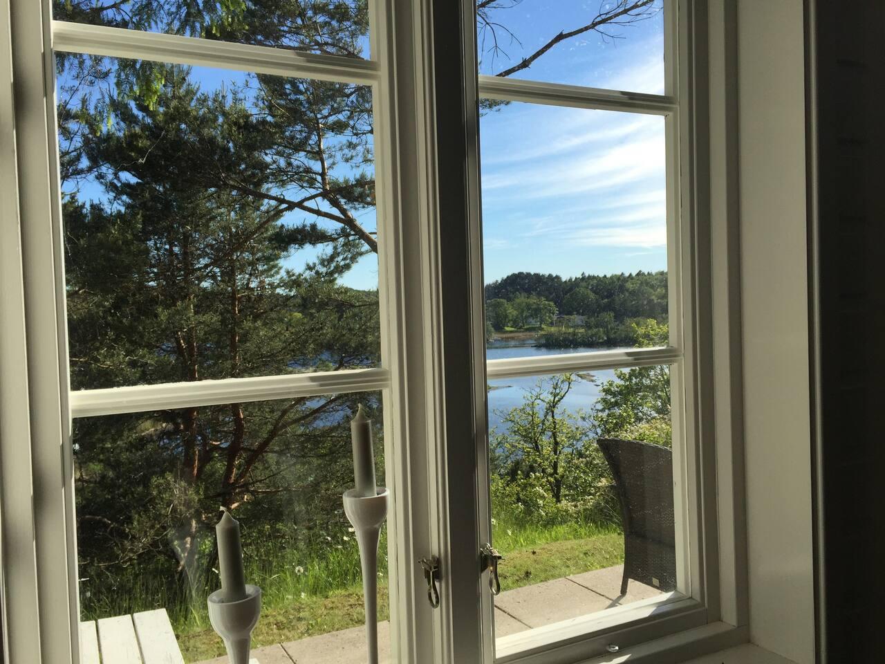 Sjarmerende leilighet i Sørlandsperle