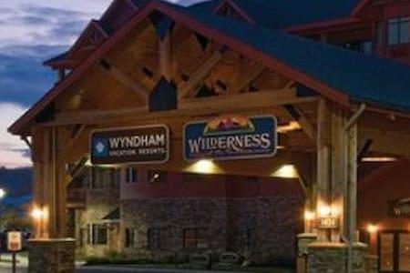 Wilderness Waterpark Resort