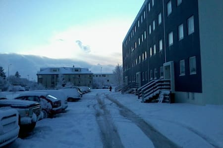 Accommodation close to city center - Reykjavík - Wohnung