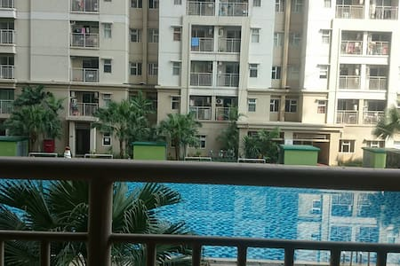 Pool View Apartment Mediterania 2