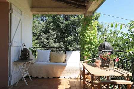 Charming villa with pool, 8 persons - Cotignac - Ház