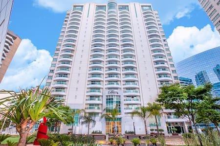 Flat no Setor Hoteleiro de Brasília - Biarritz - Brasília - Daire