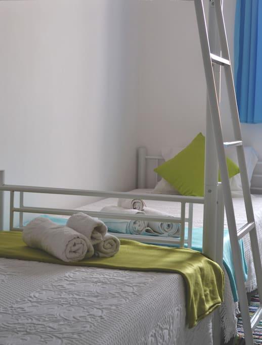 Ria Hostel Alvor - Dormitório