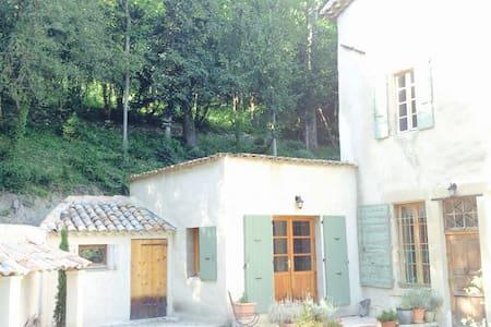 Ambiance Maison de Maitre et Parc - Crest - 公寓