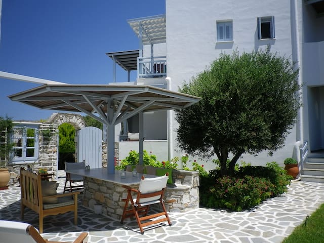 Liana Marouli Apartments 2 - Naxos - Flat