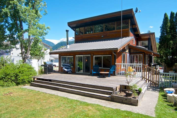 Family Home 45 km to Whistler - Squamish - Haus