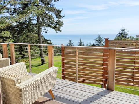 """""""West Side"""" Outstanding views of Sea & Olympics"""