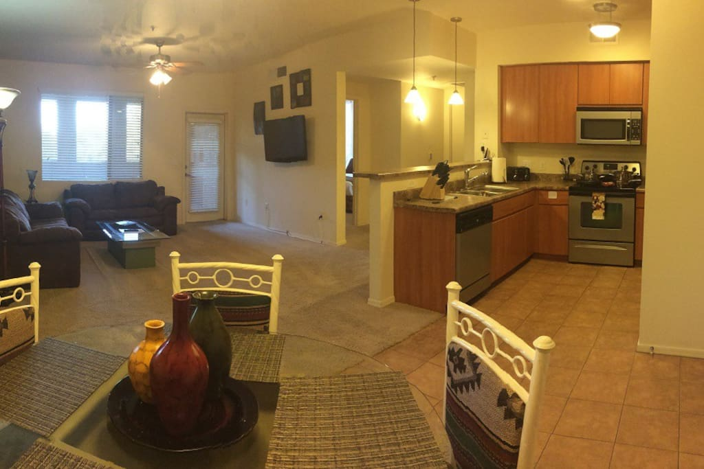 2 Bedroom Condo In Desert Ridge Apartments For Rent In Phoenix Arizona United States