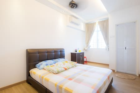 Cozy Double Bed Private Ensuite @ Balik Pulau ! - Balik Pulau