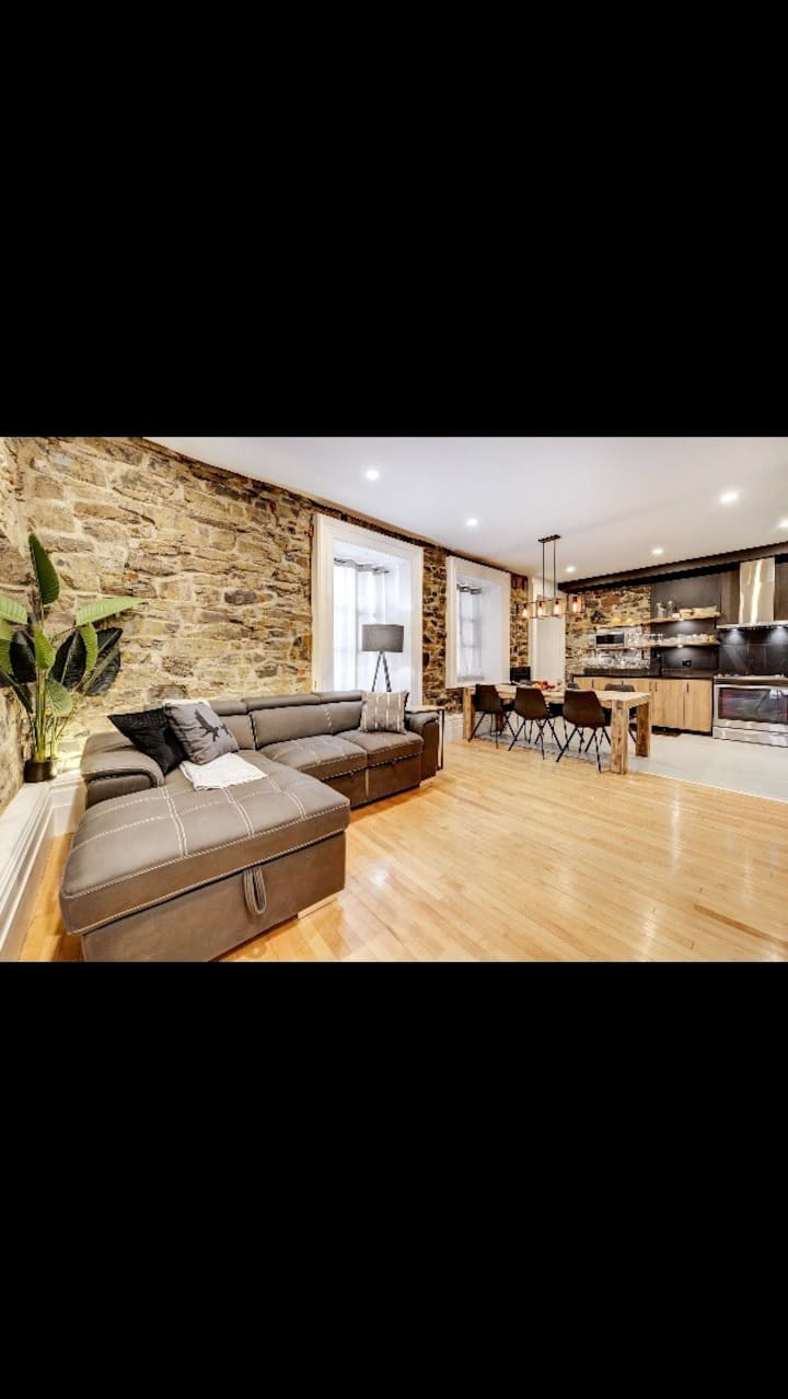 Condo for rent in the heart of Old-Québec