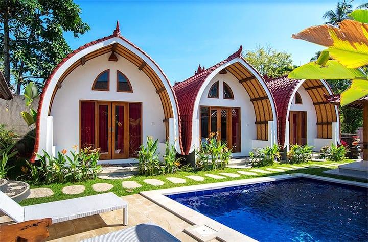 Balian Princess Villas WANDI barn (3)