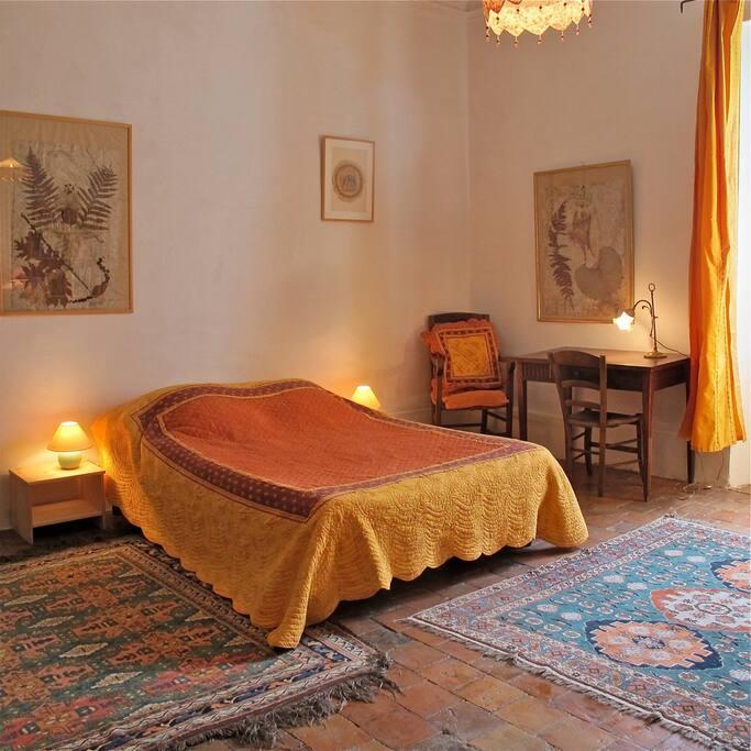 Les Asphodèles en Cévennes: chambre Lilah