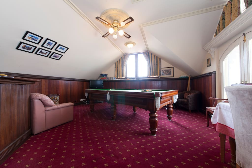Money Street House- History Room
