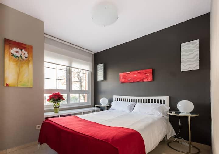 Apartamento luminoso en Tres Cantos
