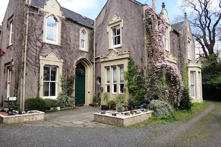 Victorian mansion big sunny double - Bed & Breakfast