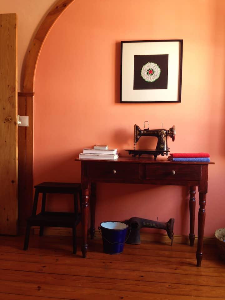 Quarto Duplo com vista - Sintra Small Hostel