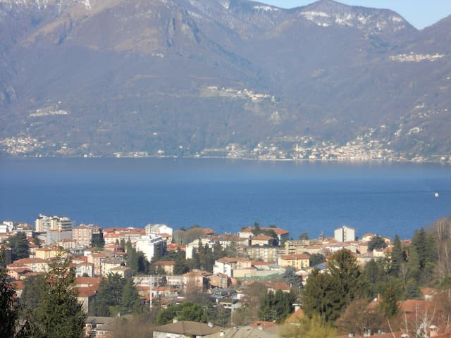 """""""Belvedere""""  - La Casetta dei Sette Laghi - Luino - Apartment"""