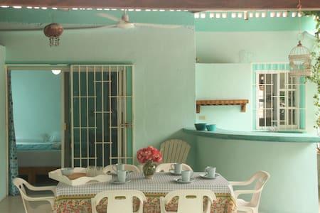 La Casita Azul, by Tulum and Akumal - Chemuyil - House - 2