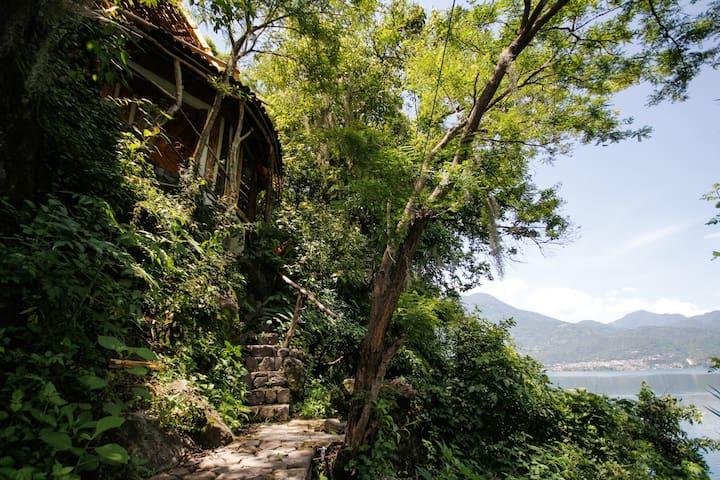 Las Casas de Suenos - El Nido - San Marcos La Laguna - Casa