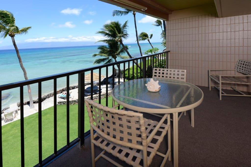 Direct ocean views!