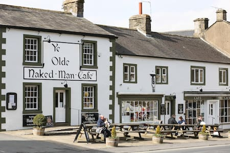The Baker's Loft at Ye Olde Naked Man Café, Settle