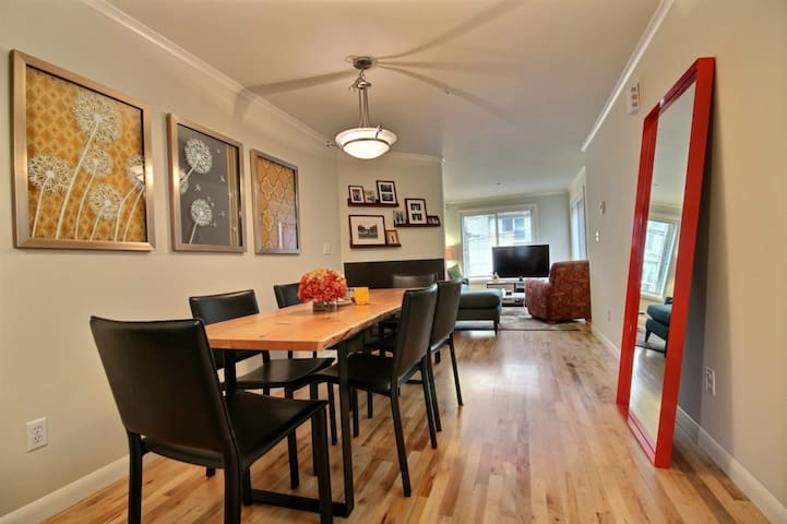 Beautiful Room in Queen Anne; Amazing Location