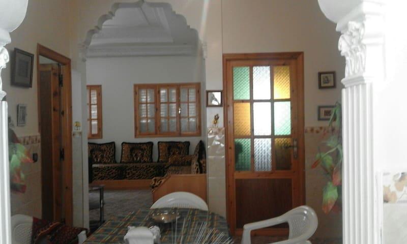 app. piano terra zona nuova ryad di skhirat MAROC - Skhirat - Apartment
